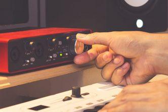 audio interface category image