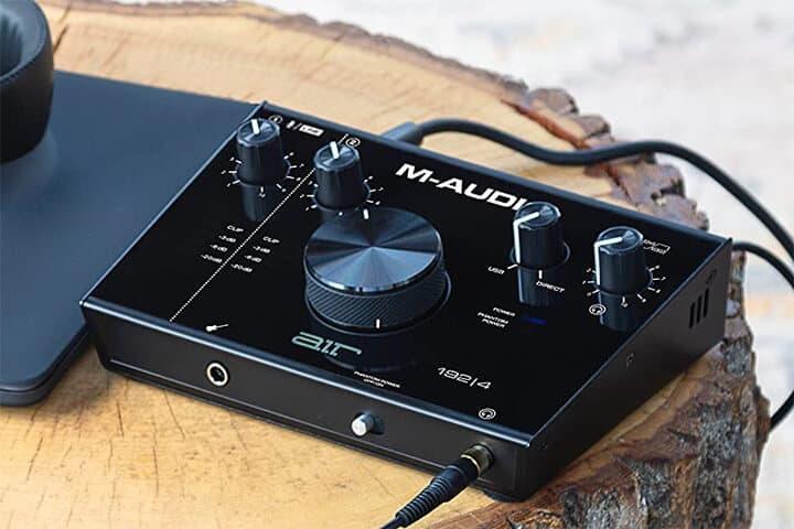 M-Audio AIR 192|4 review