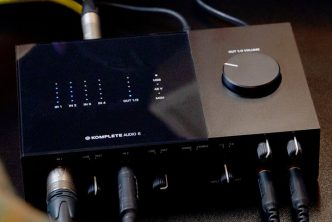 Native Instruments Komplete Audio 6 MkII review