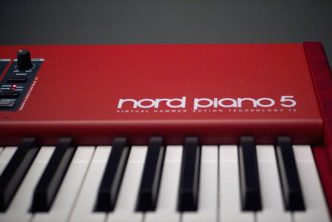 Nord Piano 5-review