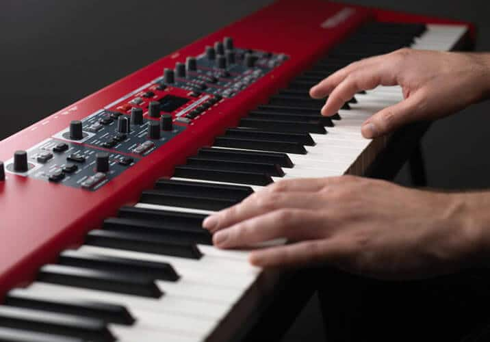 Nord Piano 5 stage piano review