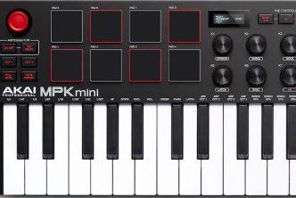 Akai MPK Mini Mk3 review