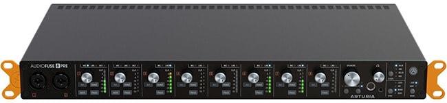 Arturia AudioFuse 8Pre USB audio interface