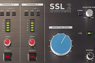 Solid State Logic SSL 2+ review