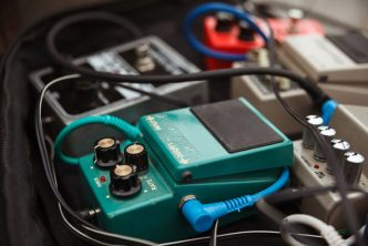 types of guitar effects pedals