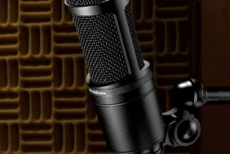 Audio-Technica AT2020 review