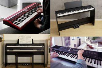 best beginner keyboards and digital pianos