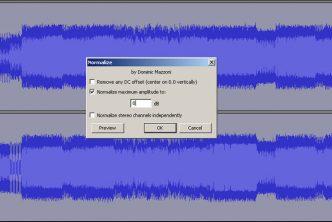 audio normalization guide