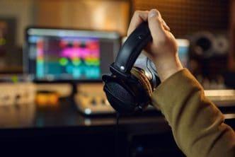 best studio headphones for music production
